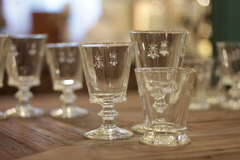 Copas de vidrio for Copas de cristal
