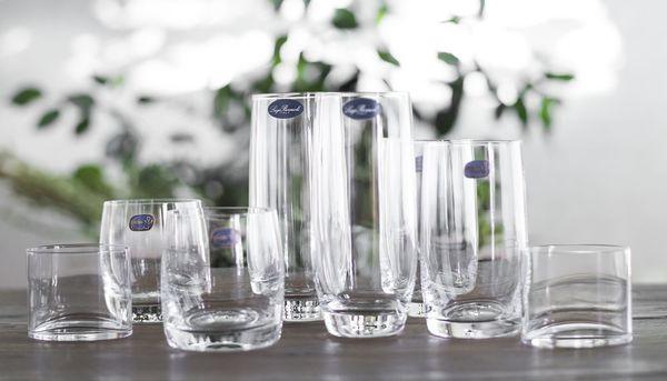 Vasos de cristal for Vasos para bar