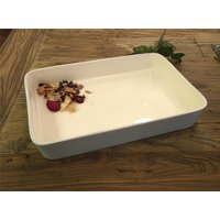 ASADERA RECTANGULAR ROYAL DOULTON BLUE