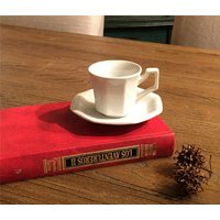 TAZA CAFE CON PLATO JOHNSON BROS - HERITAGE
