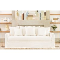 SILLON UMA - 7 ALMOHADONES - FUNDA LAVABLE JEAN