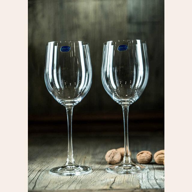 Copa de cristal bohemia vintage vino 700 cc for Copas bohemia