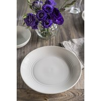 PLATO LLANO ROYAL DOULTON WHITE