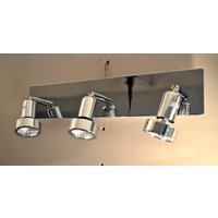 SPOT DE DICROICA SPACE - 3 LUCES