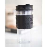 VASO TERMICO CON DOBLE PARED BODUM - NEGRO - 450 ML