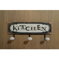 "PERCHERO ""KITCHEN"""