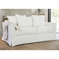SILLON PARENTESIS - FUNDA LAVABLE BLANCA