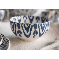 BOWL CEREALES BLUE WATER - 14.5 cms