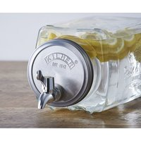 DISPENSADOR DE VIDRIO HORIZONTAL 3 LTS - KILNER