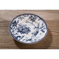 PLATO PAN BLUE DOVE