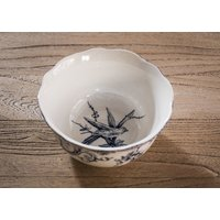 BOWL CEREALES BLUE DOVE