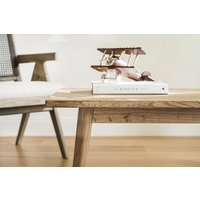 MESA DE LIVING NORDICA - 1.30 X 0.60 MTS